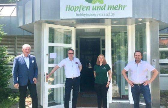 """""""Hopfen und mehr"""" – Marktfüher aus Neukirch"""