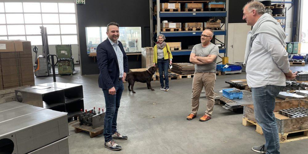 """ECKO – Blaupause für den """"German Dream"""""""