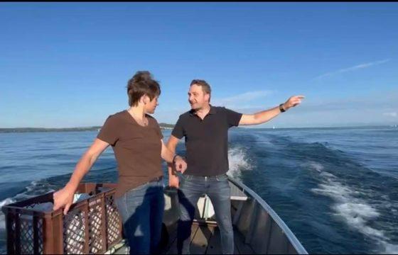 Ökologisches Gleichgewicht im See sichern