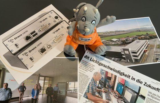 """""""Made in Germany"""" wieder zur Marke machen – Besuch bei IHSE"""