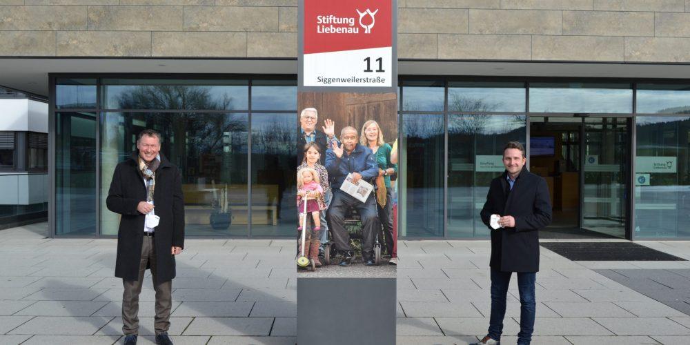 Stiftung Liebenau – Für die Menschen
