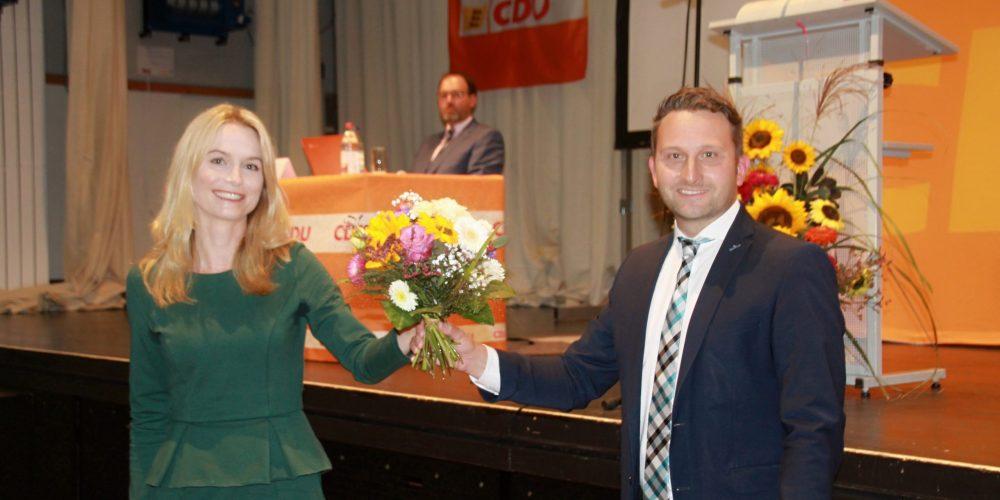 Dominique Emerich ist unsere Landtagskandidatin