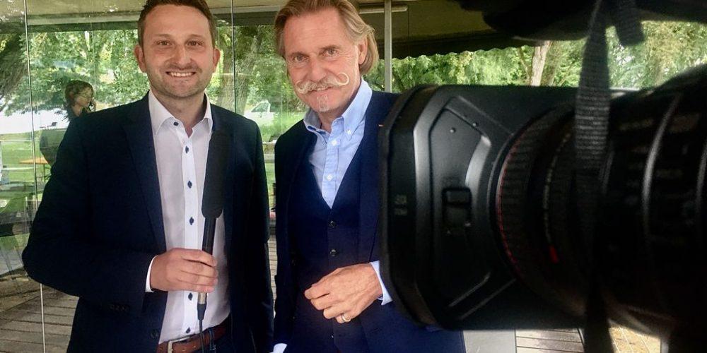Diskussion mit Ingo Lenßen