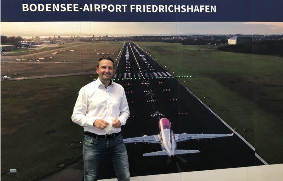 Bekenntnis zum Flughafen Friedrichshafen und zur Luftfahrt