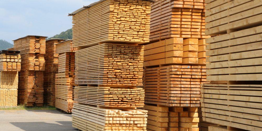 Wir sollten Bauholz für den heimischen Markt zurückhalten