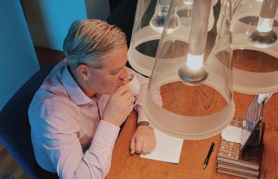 Norbert Röttgen beim digitalen Frühschoppen